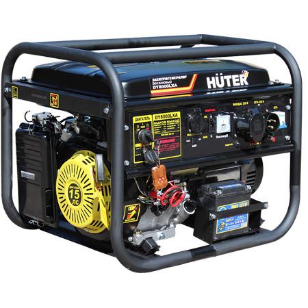 Электрогенератор Huter DY8000LXA с автозапуском