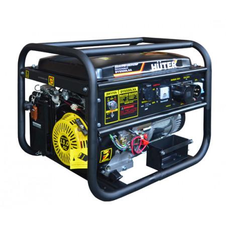 Электрогенератор Huter DY6500LXA с автозапуском