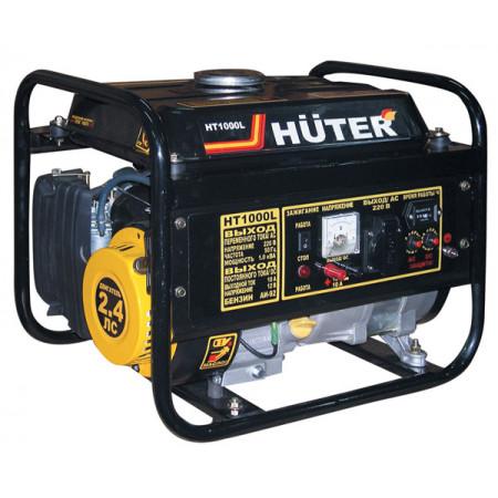 Портативный генератор бензиновый Huter  HT1000L