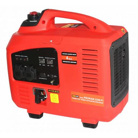 Бензиновый инверторный генератор PRORAB 2200 PI