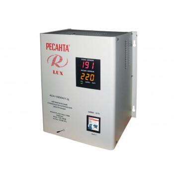 Стабилизатор напряжения Ресанта ACH-10000Н/1-Ц однофазный