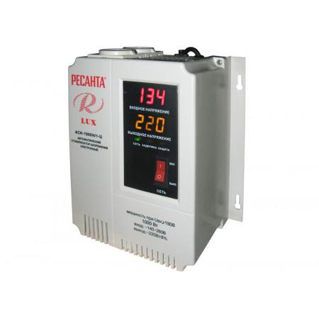 Стабилизатор напряжения Ресанта ACH-1000Н/1-Ц однофазный