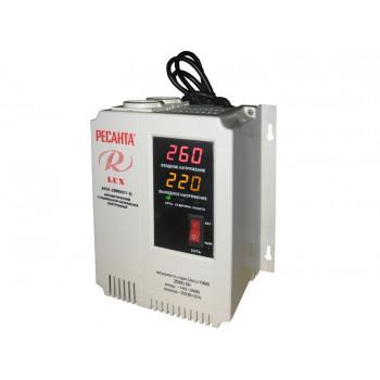 Стабилизатор напряжения Ресанта ACH-2000Н/1-Ц однофазный