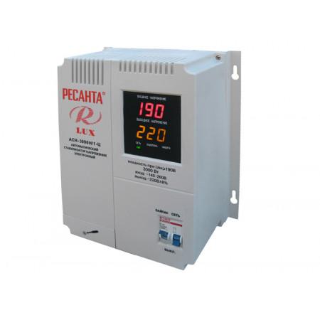 Стабилизатор напряжения Ресанта ACH-3000Н/1-Ц однофазный