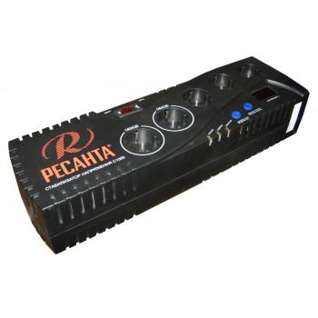 Стабилизатор бытовой Ресанта С1000