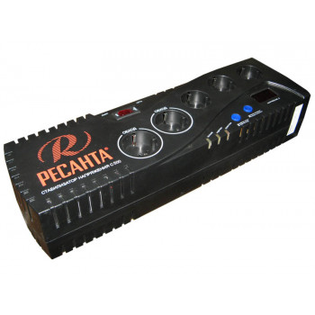 Стабилизатор бытовой Ресанта С500