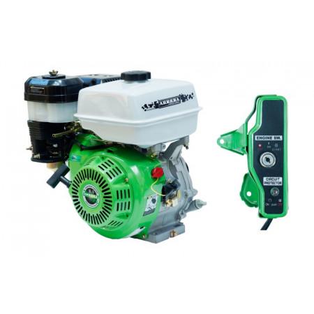 Двигатель для мотоблока АЕ-9D/Р (со шкивом)