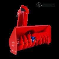 Снегоуборщик СМ-0,6 Агро, МТЗ для мотоблока двухконтурный