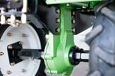 Шестеренчатый редуктор с увеличенным в разы моторесурсом